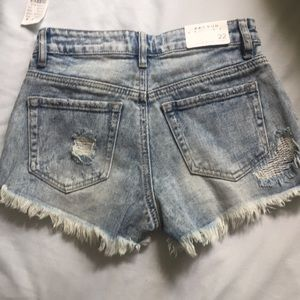 PacSun Shorts - High rise shorts from Pacsun size 22. No stretch